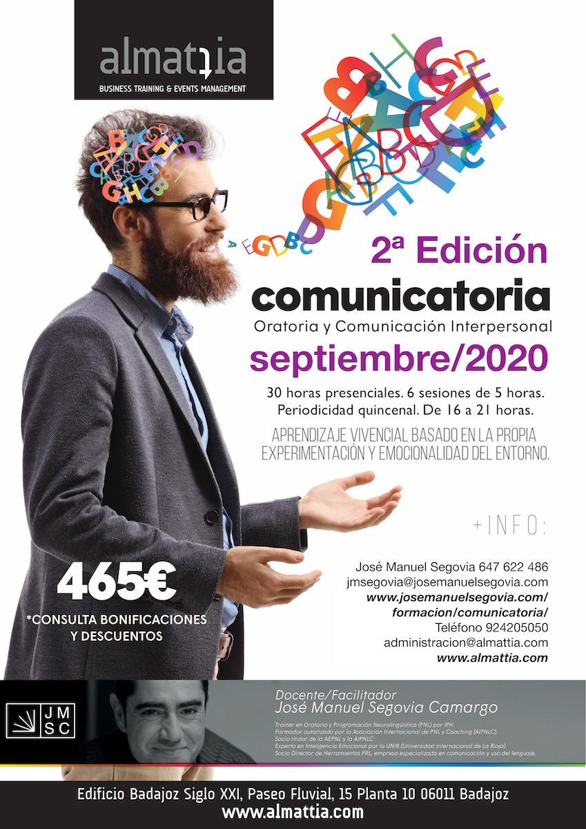 2ª EDICION DE COMUNICATORIA