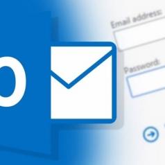 Curso online de organización del trabajo con Outlook 2016/2019 (60h)