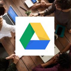 Curso online de Google Drive - Nivel básico (50h)