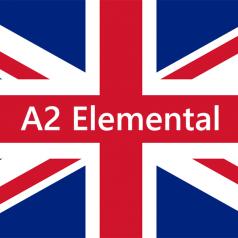 Curso online de Inglés Elemental A2 (40h)