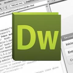 Curso online Dreamweaver: Diseño de páginas web (70h)