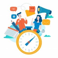 Curso online de Planificación y gestión del tiempo (60h)