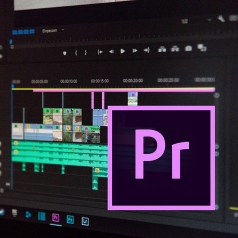 Curso online de Edicion de vídeos con Adobe Premiere (45h)