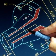 Curso online de Diseño asistido por ordenador con AutoCAD 2D (40h)