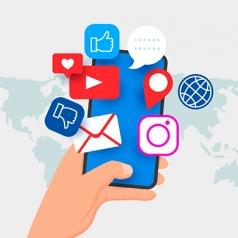 Curso online de Social media marketing y gestión de la reputación ON LINE (40h)